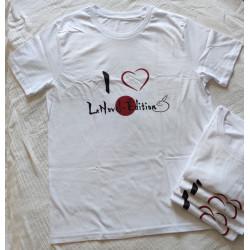 """Tshirt """"I Love LaNovel..."""